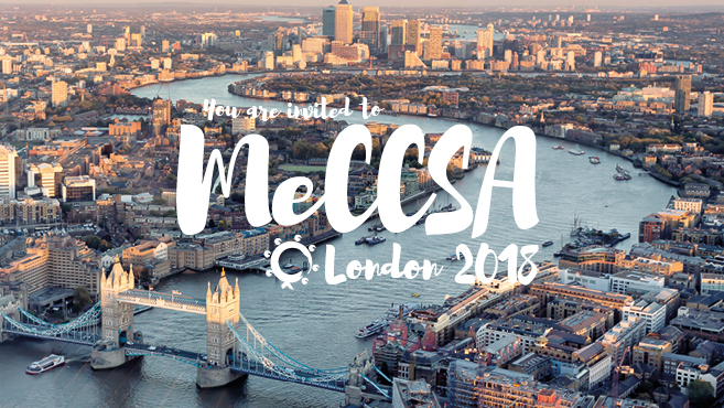 CSNI at MeCCSA 2018 Conference