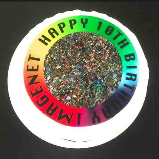 ImageNet Birthday Party
