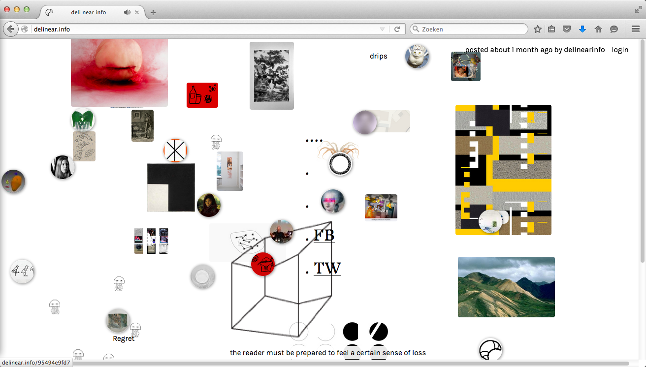 Online Curation
