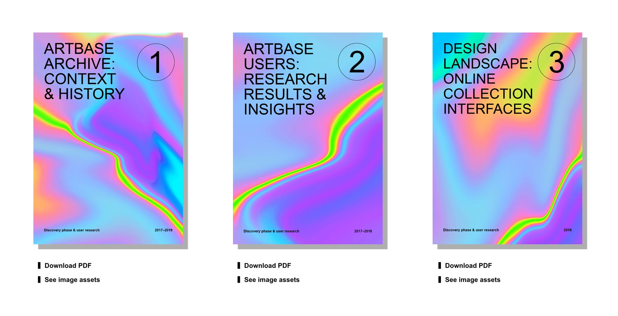 Documenting the Re-Design of Rhizome's ArtBase